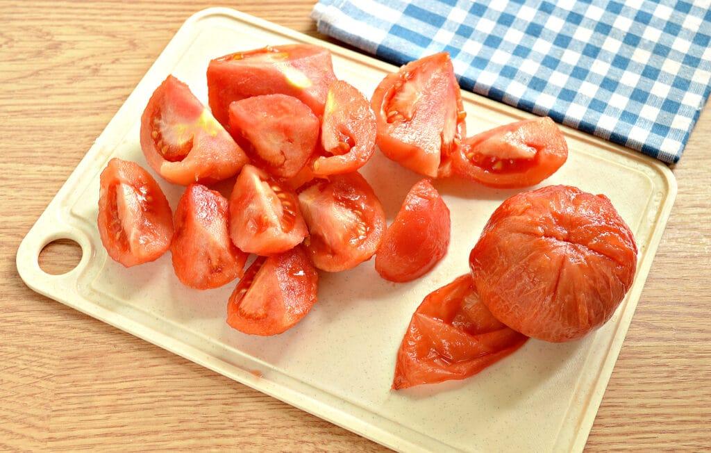 Фото рецепта - Замороженные помидоры на зиму - шаг 6