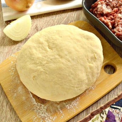 Тесто для пельменей по-сибирски - рецепт с фото