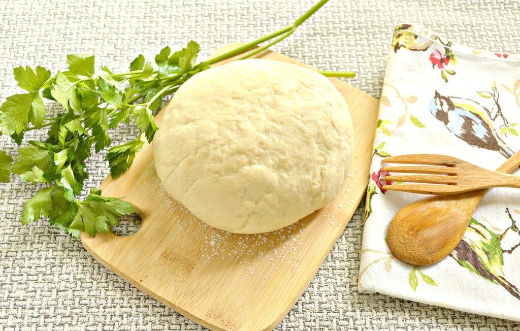 Фото рецепта - Тесто для пельменей на основе растительного масла - шаг 8