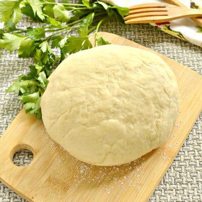 Тесто для пельменей на основе растительного масла - рецепт с фото