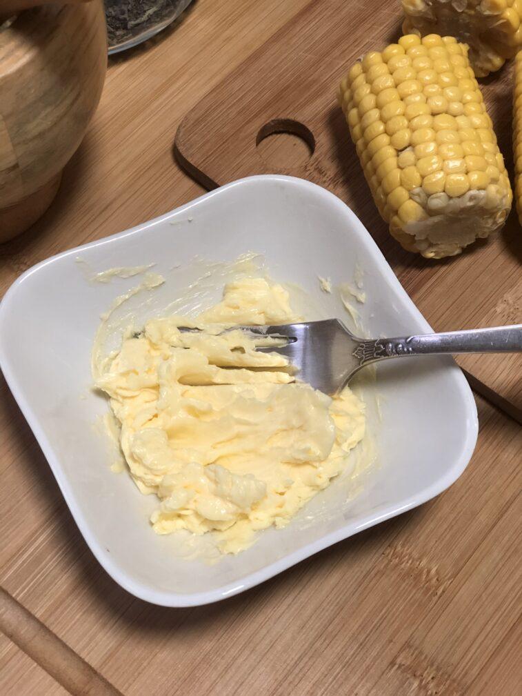 Фото рецепта - Кукуруза и картофель в духовке - шаг 5