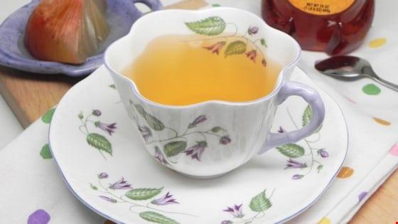 Луковый чай или домашнее средство от кашля