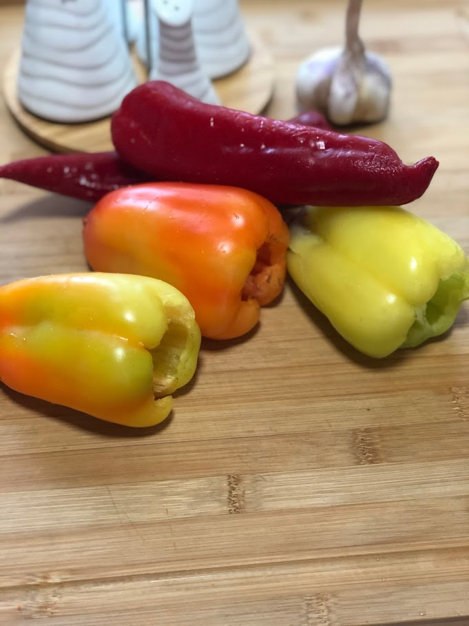 """Фото рецепта - Осенний салат из баклажанов """"грибочки"""" (соленые баклажаны) - шаг 6"""