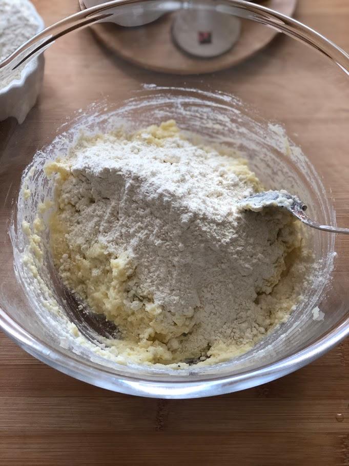 Фото рецепта - Вафли картофельные - шаг 4