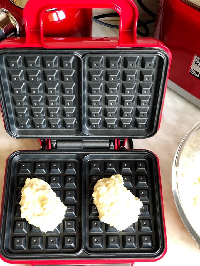 Фото рецепта - Вафли картофельные - шаг 6