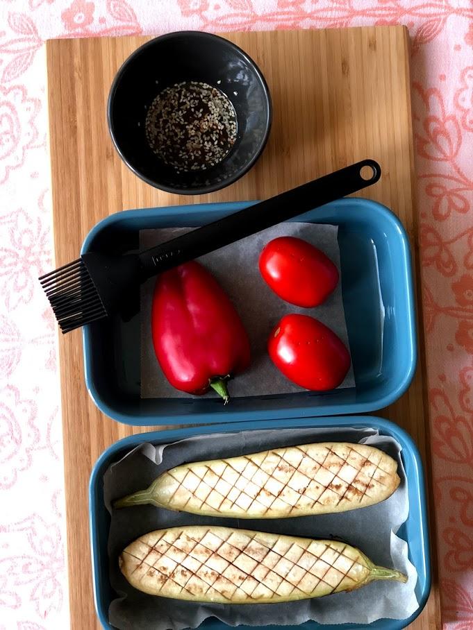 Фото рецепта - Запеченные овощи в духовке - шаг 2