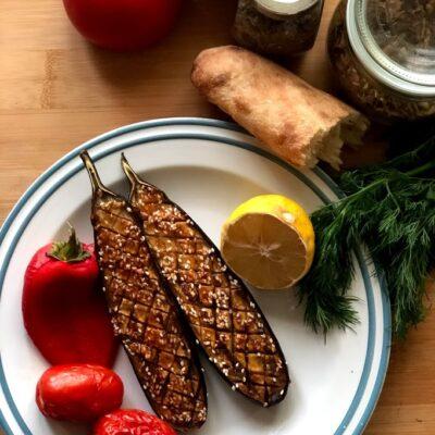 Запеченные овощи в духовке - рецепт с фото