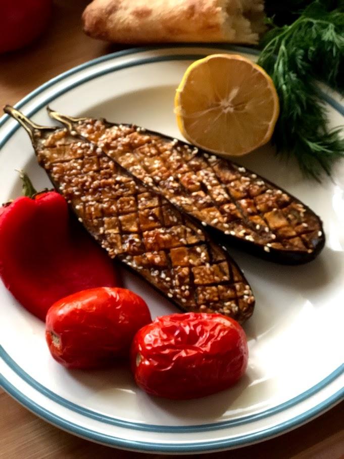 Фото рецепта - Запеченные овощи в духовке - шаг 5