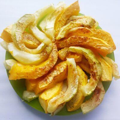 Запеченные в духовке овощи - рецепт с фото