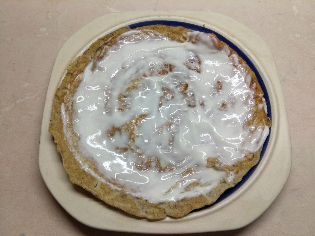 Фото рецепта - Омлет с болгарским перцем, луком и хеком - шаг 4