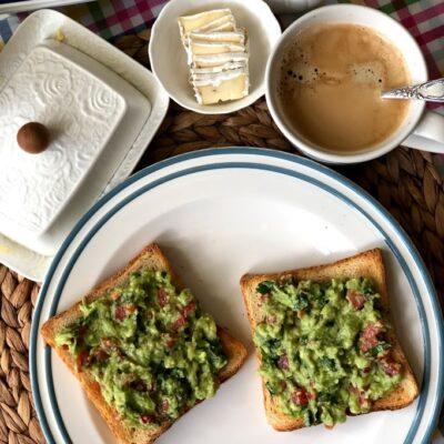 Гуакамоле – мексиканская паста - рецепт с фото