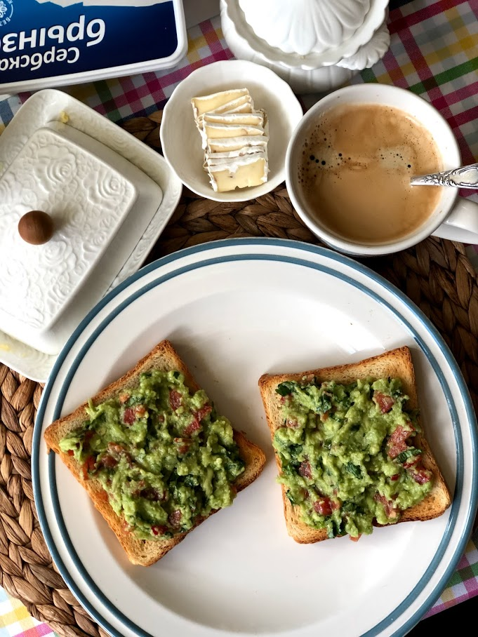 Гуакамоле – мексиканская паста