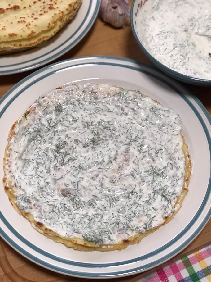 Фото рецепта - Кабачковый торт - шаг 17