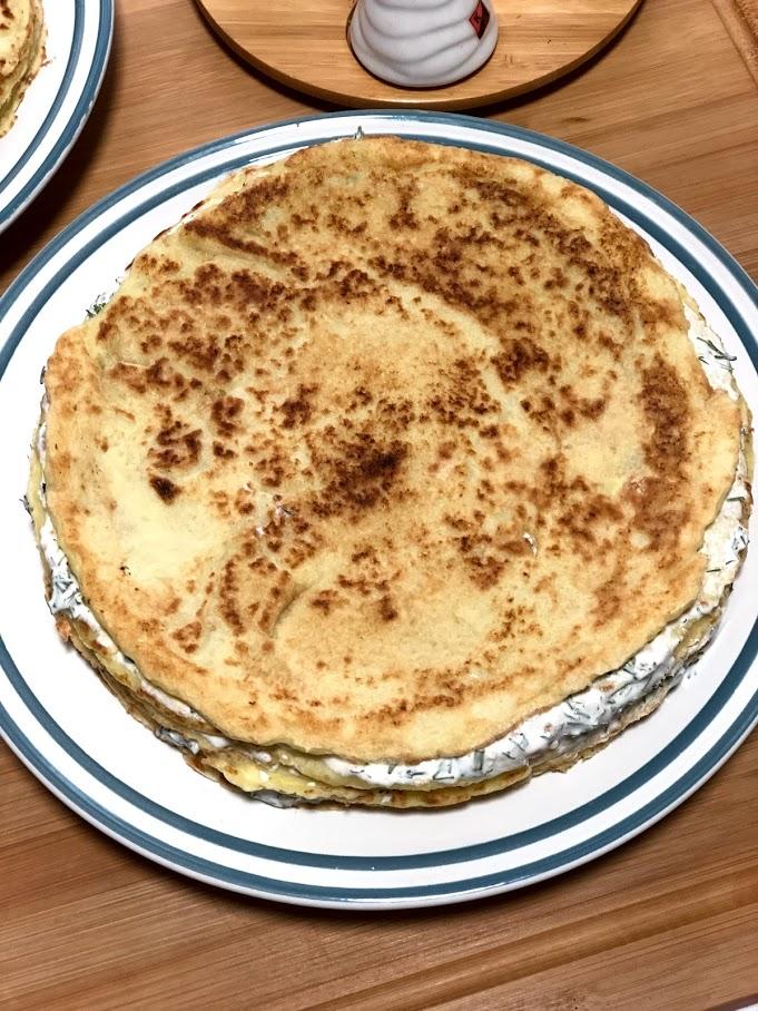 Фото рецепта - Кабачковый торт - шаг 18