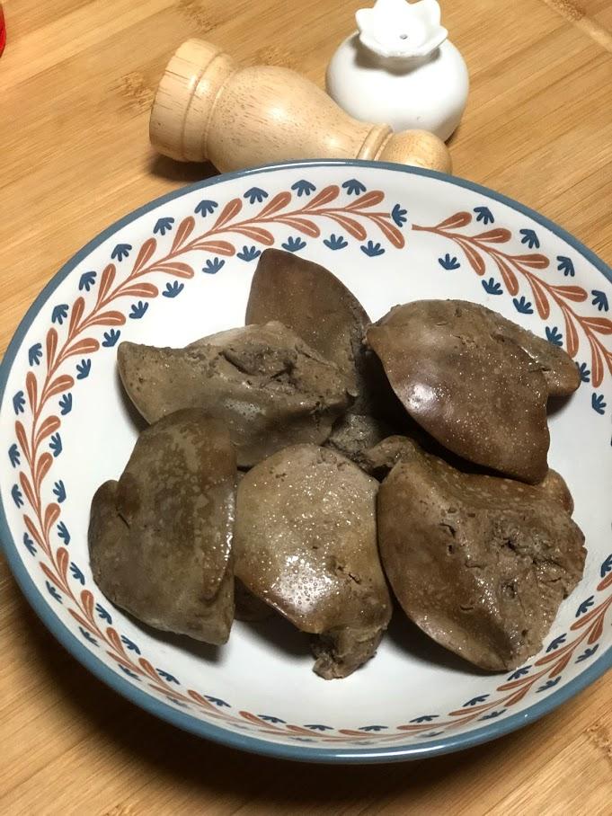 Фото рецепта - Паштет из печени индейки - шаг 5