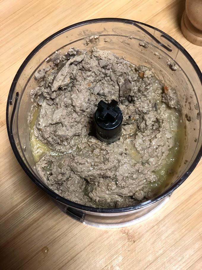 Фото рецепта - Паштет из печени индейки - шаг 7