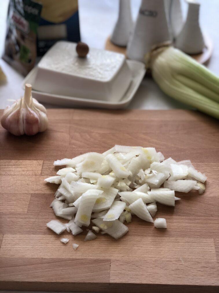 Фото рецепта - Лазанья - шаг 4