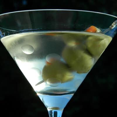 Коктейль: водка-мартини - рецепт с фото