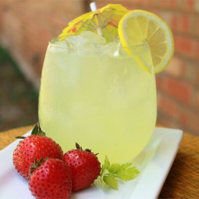 Старинный рецепт лимонада - рецепт с фото