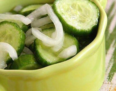 Соленье из огурцов - рецепт с фото