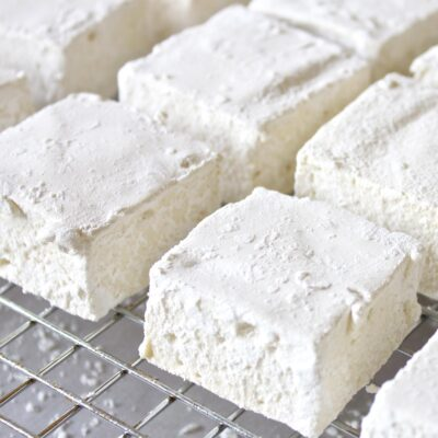 Домашнее маршмеллоу (зефир) - рецепт с фото