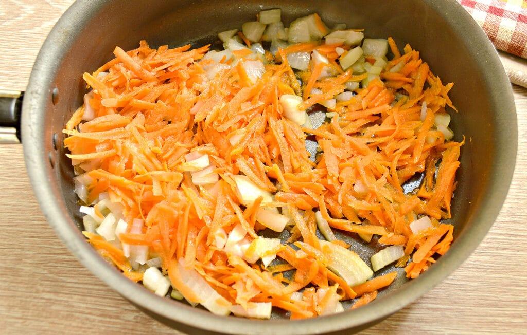 Фото рецепта - Щи со свежей капустой на говяжьей косточке - шаг 5