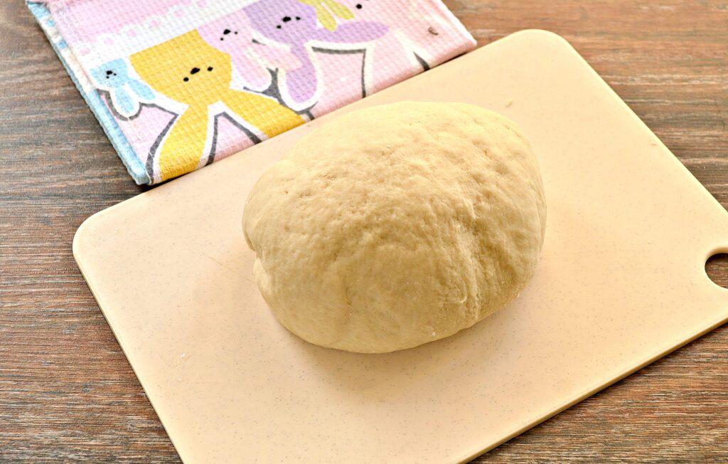 Фото рецепта - Тесто для чебуреков с пузырьками - шаг 6