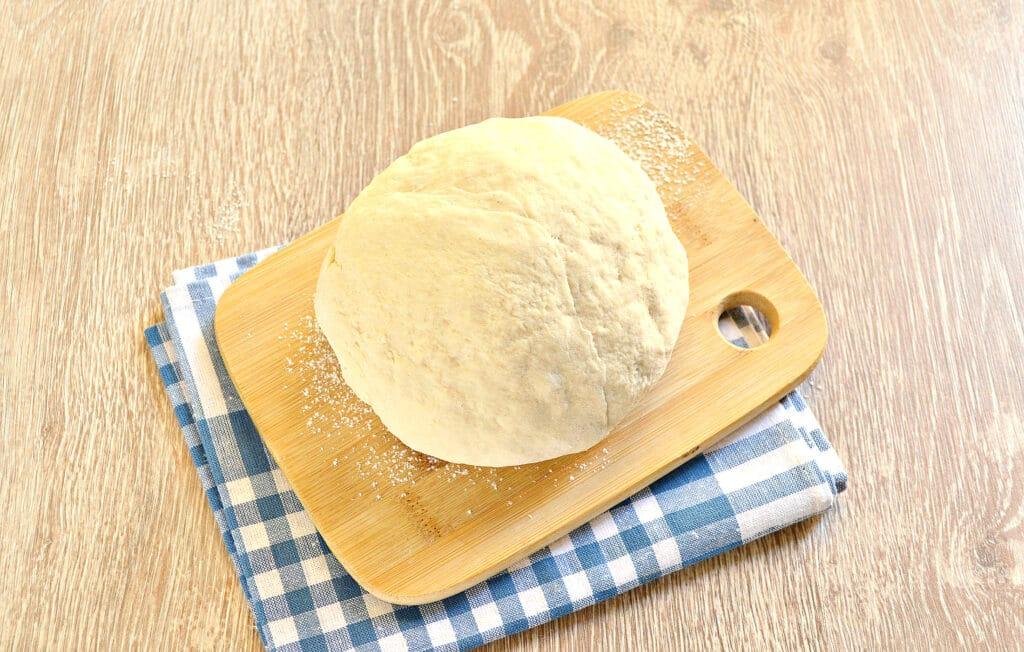 Фото рецепта - Тесто для пельменей с уксусом - шаг 6