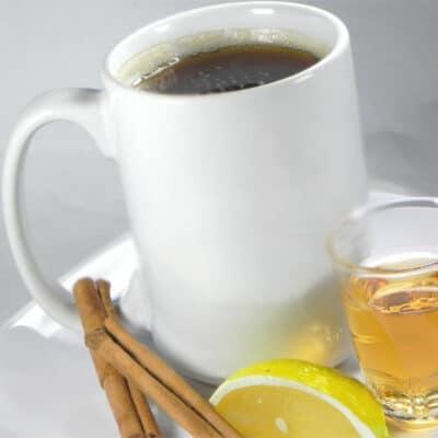 Теплый и душистый яблочный сидр - рецепт с фото