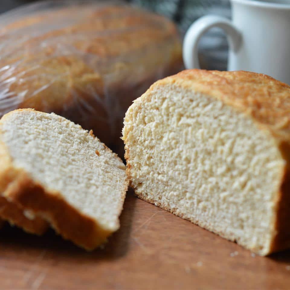 Пшеничный хлеб с медом