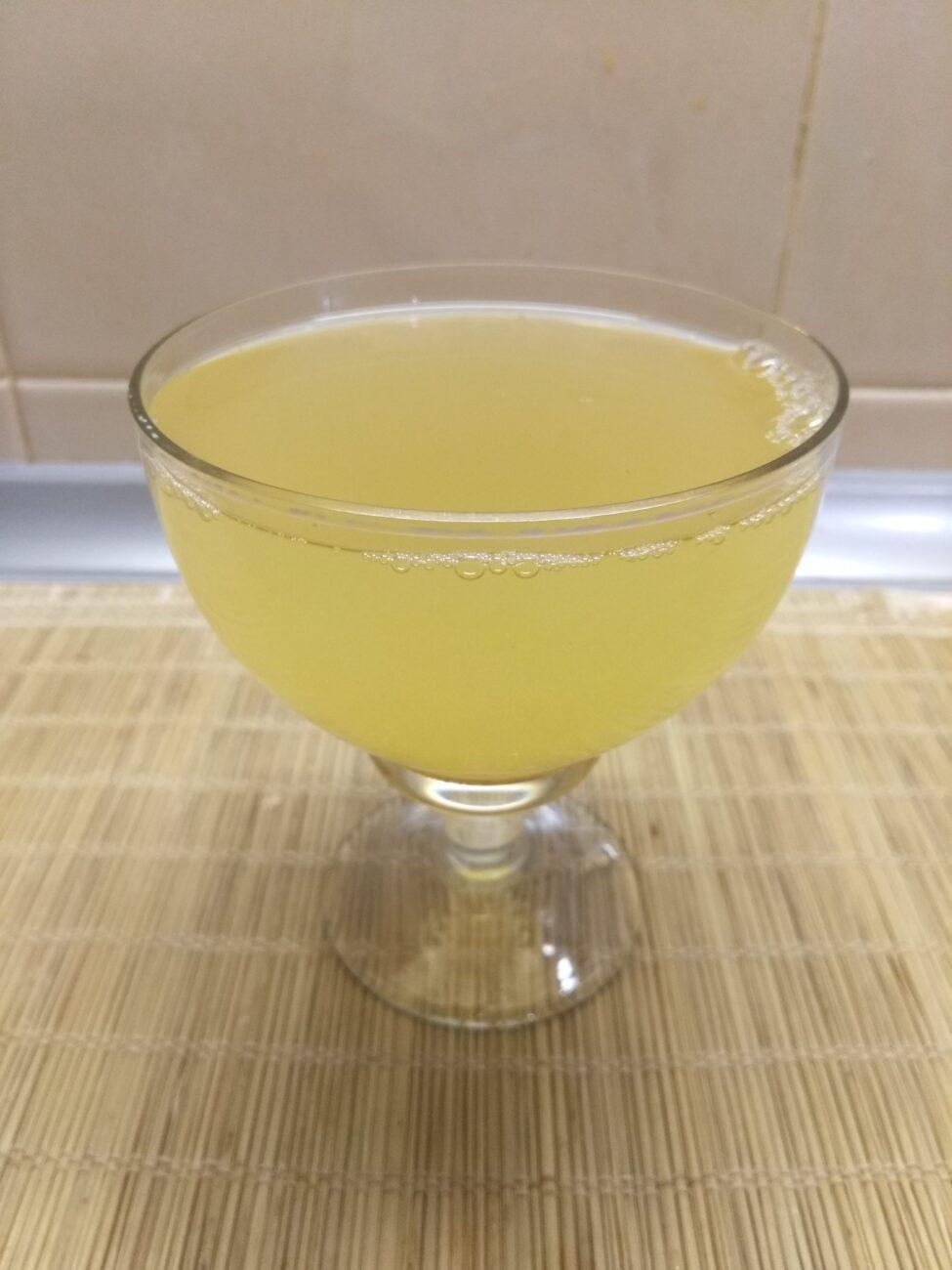 Напиток из облепихи с пряными специями