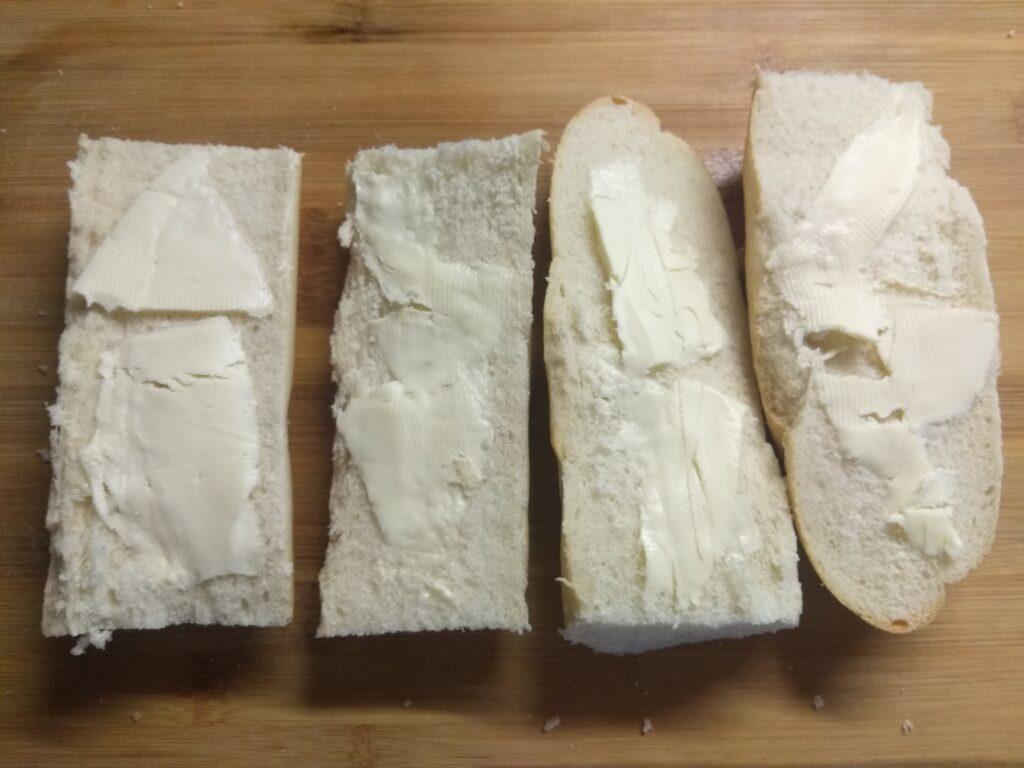Фото рецепта - Горячие бутерброды со свиным фаршем - шаг 1