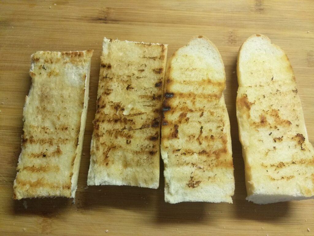 Фото рецепта - Горячие бутерброды со свиным фаршем - шаг 2