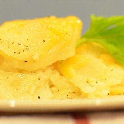 Запеченный картофель с гратеном - рецепт с фото