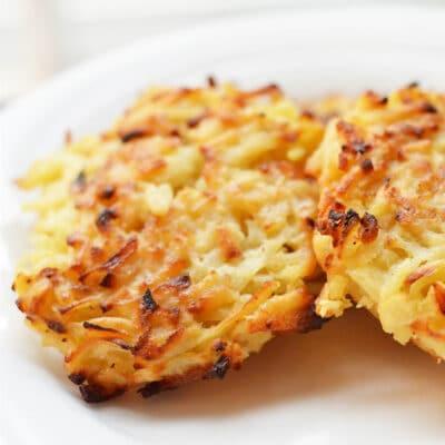 Рёшти – картофельные драники - рецепт с фото