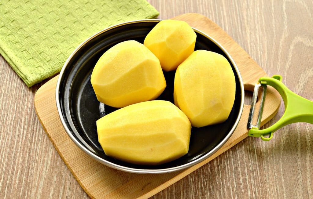Фото рецепта - Картофельное пюре с тыквой - шаг 1