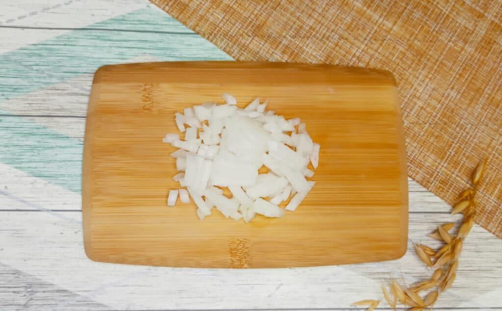 Фото рецепта - Пирог из слоеного теста с картофелем и фаршем в мультиварке - шаг 1