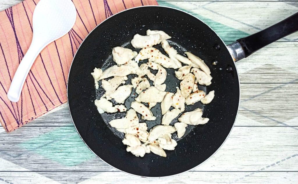 Фото рецепта - Шаурма под сыром - шаг 1