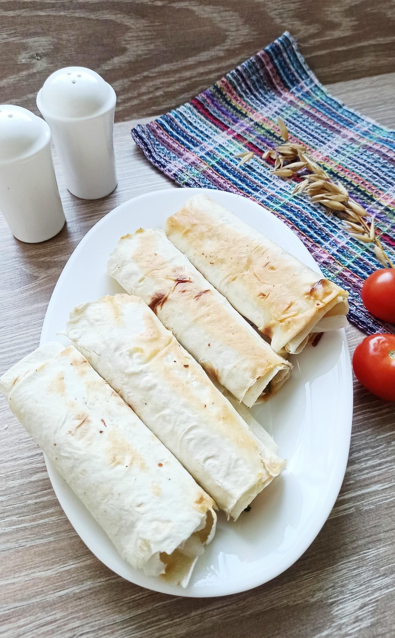 <span>Блюда из лаваша</span>