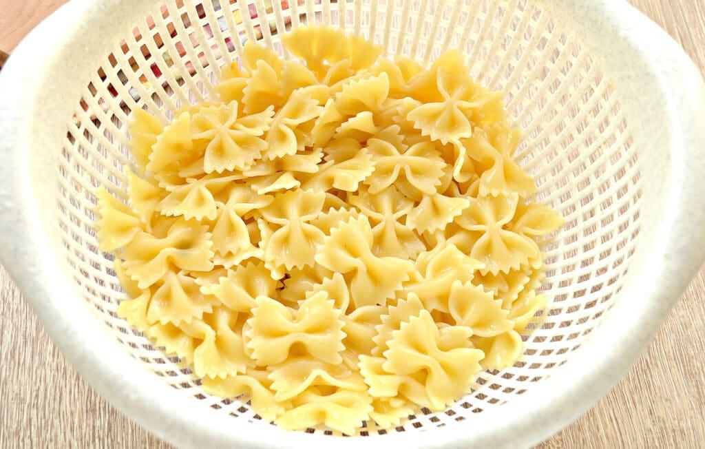 Фото рецепта - Быстрый ужин на сковороде - шаг 4