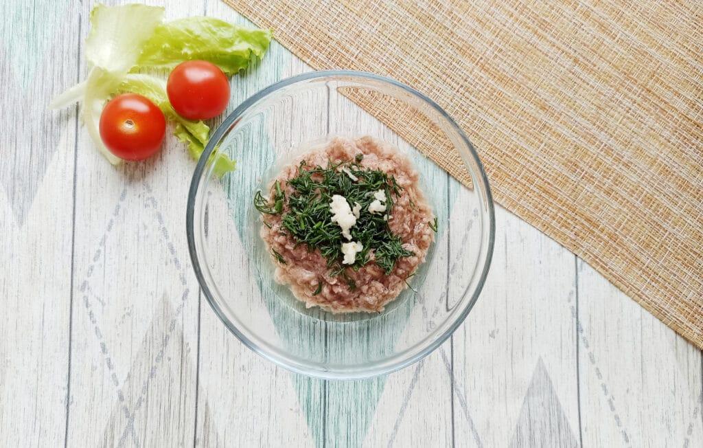 Фото рецепта - Сытная закуска с консервированным тунцом - шаг 5