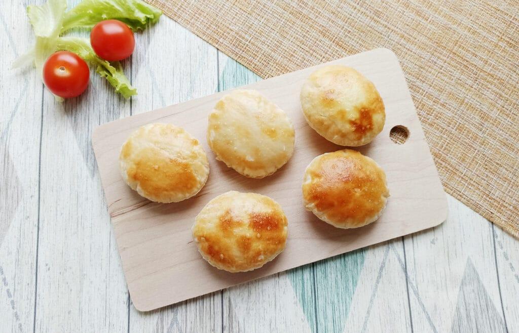 Фото рецепта - Сытная закуска с консервированным тунцом - шаг 7