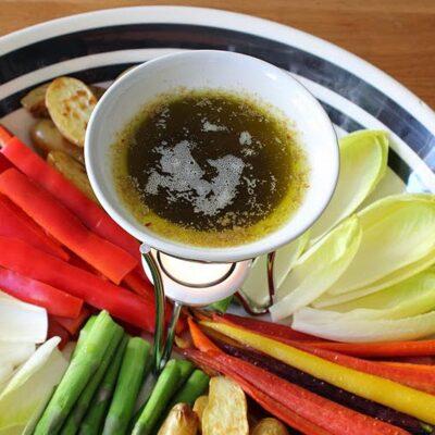 Чесночный соус - рецепт с фото