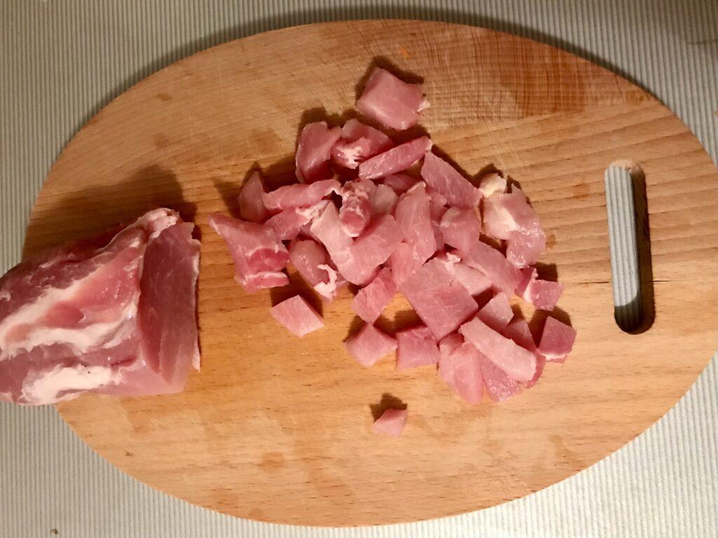 Фото рецепта - Быстрый плов на свинине с паприкой - шаг 3