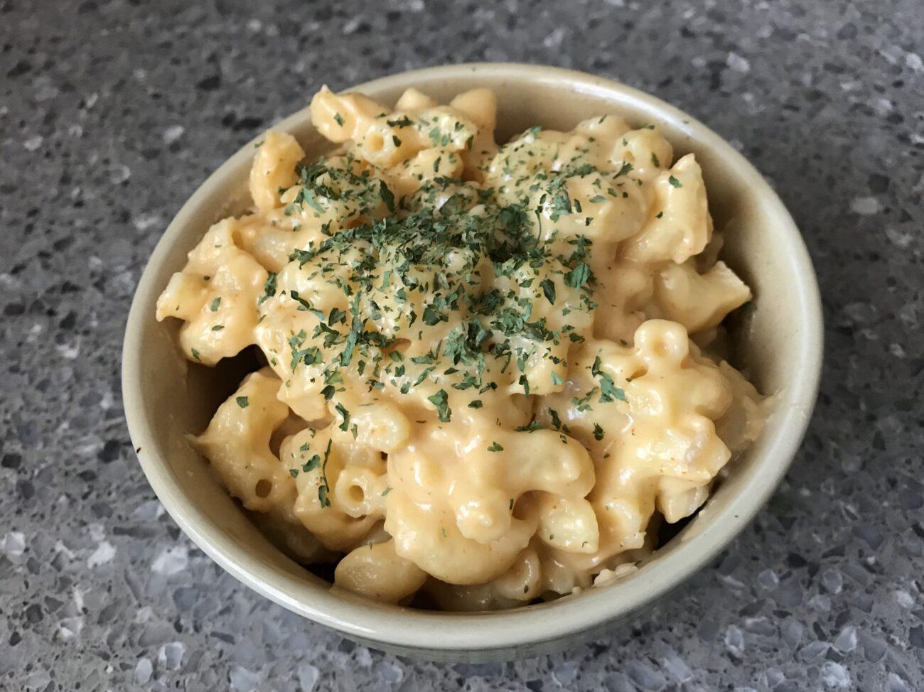Макароны с сыром (простой рецепт)