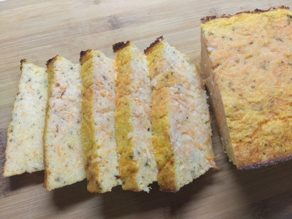 Фото рецепта - Кекс с цветной капусты - шаг 7