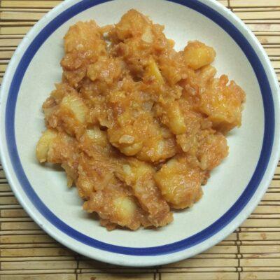 Рагу из картофеля и капусты - рецепт с фото
