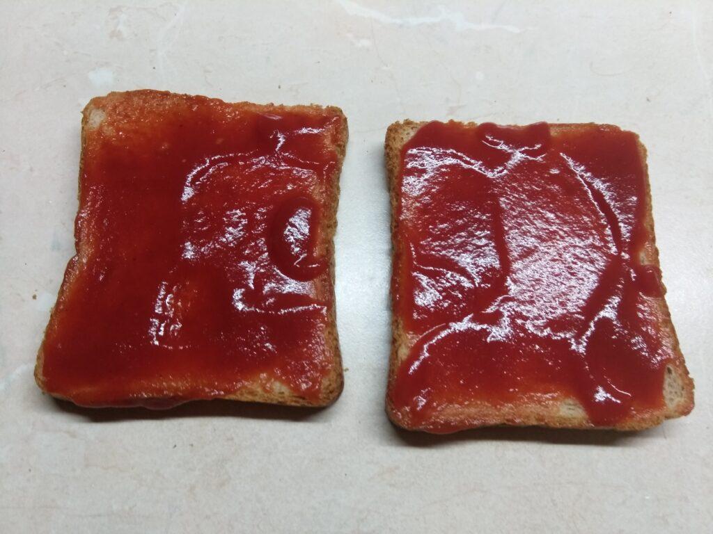 Фото рецепта - Бутерброды с жаренной свининой и зеленью - шаг 3
