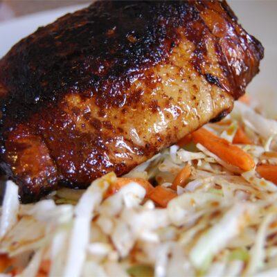 Адобо из курицы по-филиппински - рецепт с фото