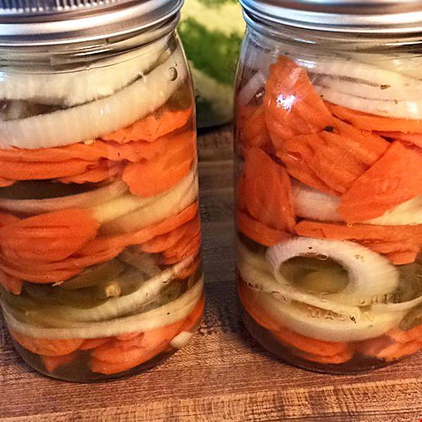 Мексиканская острая морковь